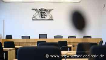 Burladingen: Kriegswaffen: Auch OLG besteht auf Bewährungsstrafe - Burladingen - Schwarzwälder Bote