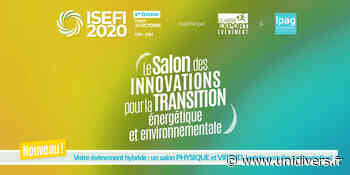 ISEFI 2020 Le Beffroi de Montrouge vendredi 23 octobre 2020 - Unidivers