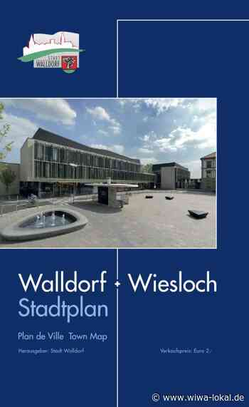 Neuer Stadtplan Walldorf/Wiesloch - www.wiwa-lokal.de