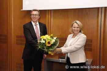 Otto Steinmann im Amt des Ersten Beigeordneten bestätigt - www.wiwa-lokal.de