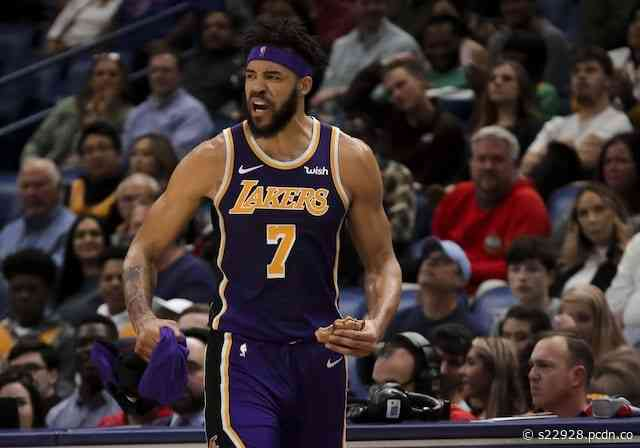 Lakers News: JaVale McGee Believes Players Have 'More Of A Voice' In NBA Restart