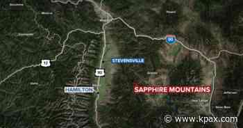 Lightning strike sparks fire east of Stevensville - KPAX-TV