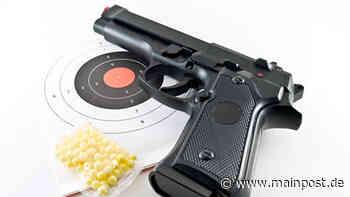 Schuss ging nach hinten los: Mit Waffe bei Polizei Ebern aufgetaucht - Main-Post