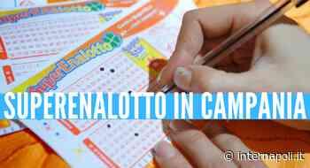SuperEnalotto, si brinda ad Arzano: centrato un '5' nella nota tabaccheria - InterNapoli.it