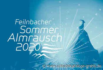 Sommer Almrausch in Bad Feilnbach | Bad Feilnbach, Chiemsee-Alpenland - Urlaubskataloge-gratis