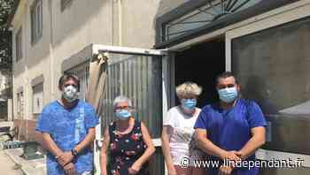 Andréossy : un nouveau pôle solidarité dans l'ancien lycée de Castelnaudary - L'Indépendant