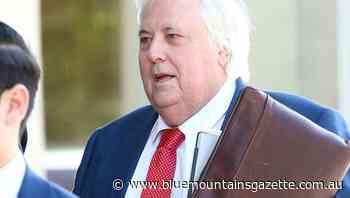 WA premier says Palmer is an 'egomaniac' - Blue Mountains Gazette