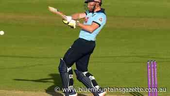 Bairstow blasts England past gutsy Irish - Blue Mountains Gazette