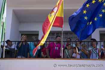 Las Fiestas de Campohermoso, el encuentro de toda la Comarca - La Voz de Almería