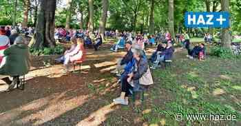 Verein Kultur im Bürgerpark Wunstorf richtet wieder Konzerte aus - Hannoversche Allgemeine