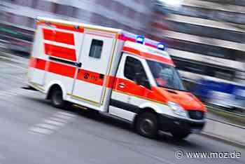 Reifen geplatzt: Autofahrerin bei Unfall in Gransee verletzt - Märkische Onlinezeitung