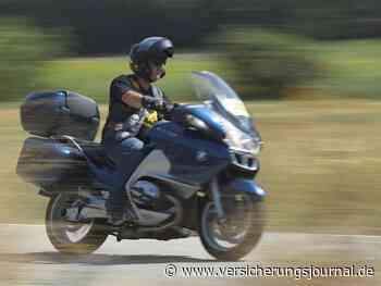 Mit dem Motorrad sicherer unterwegs als mit dem Auto