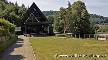 Neue Bestattungsform in Sulz - Lahr - Badische Zeitung