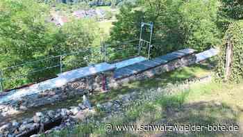 Sulz a. N.: Immer mehr Besucher auf der Ruine - Sulz a. N. - Schwarzwälder Bote