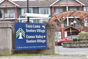 Temporary admin period ends at Comox Valley Seniors' Village - Comox Valley Record