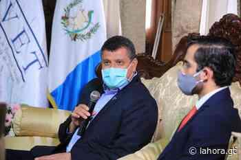 Vice: los gobernantes están de paso; es tarea de todos dar rumbo a GT - La Hora