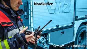 Angezündeter Kinderwagen löst Hausbrand in Anklam aus - Nordkurier