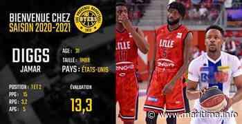 Fos sur Mer - Sports - Le meneur Américain de Rouen Jamar Diggs rejoint Fos Provence Basket - Maritima.info