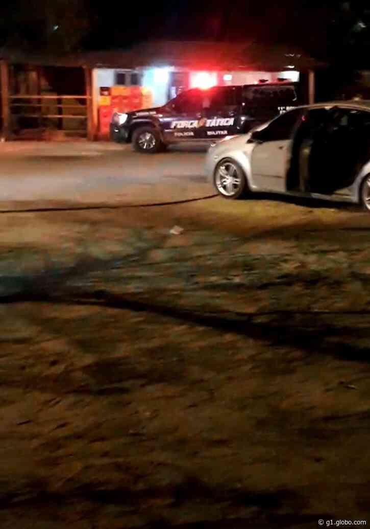 Feridos em tiroteio com dois mortos em Timon (MA) são levados para hospital em Teresina - G1