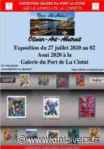Exposition Sur le Chemin de la Liberté d'Olivier Blareau La Ciotat - Unidivers