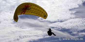 Waren: Gleitschirmflieger stürzt aus fünf Metern Höhe ab - Hamburger Morgenpost