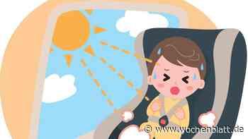 Die Eltern waren beim Einkaufen – einjähriges Kind bei Hitze im Pkw zurückgelassen - Wochenblatt.de