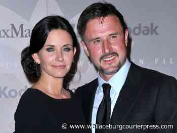 Courteney Cox to reunite with ex David Arquette in 'Scream' reboot - Wallaceburg Courier Press