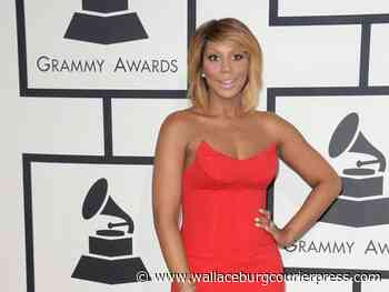 Tamar Braxton blames 'toxic' reality TV industry for suicide attempt - Wallaceburg Courier Press
