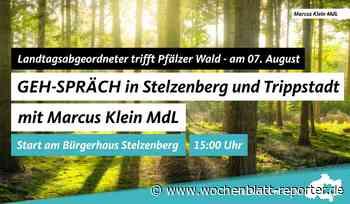 Terminmitteilung: Landtagsabgeordneter Marcus Klein lädt ein - Landstuhl - Wochenblatt-Reporter