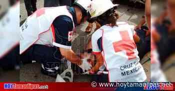 Tamaulipas Apualan a obrero para asaltarlo en ciclova de Altamira - Hoy Tamaulipas