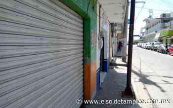 Detiene de nuevo Covid-19 actividad comercial en Altamira - El Sol de Tampico