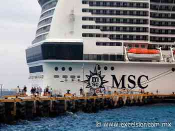 Alistan regreso de cruceros a Puerto Vallarta - Excélsior