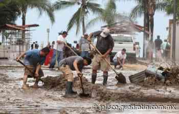 Detecta Puerto Vallarta 13 zonas de riesgo durante temporal de lluvias - Quadratín Michoacán