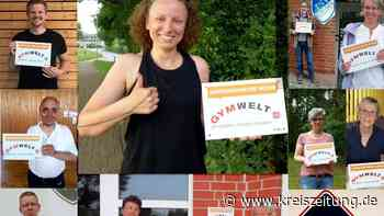 Gymwelt-Kampagne – ein Markenzeichen ist auf dem Weg - kreiszeitung.de