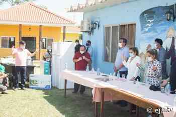 En Santa Cruz de la Sierra, nos reunimos con el Padre Alirio del hogar San José,… - eju.tv