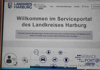 Landkreis Harburg weitet Online-Service aus - TAGEBLATT - Lokalnachrichten aus Neu Wulmstorf/Süderelbe. - Tageblatt-online