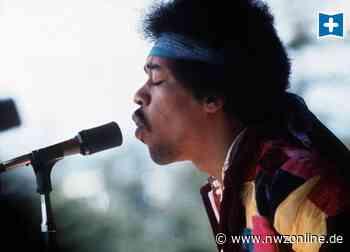 Jimi Hendrix auf Fehmarn: Rockstar starb kurz nach Konzert - NWZ-Autor Klaus Fricke erinnert sich - Nordwest-Zeitung
