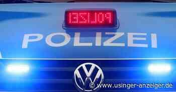 Usingen: Versuchter schwerer Raub mit Schusswaffe - Usinger Anzeiger