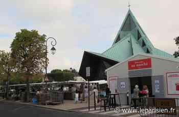 Saint-Cloud : le marché de Montretout prend de la hauteur - Le Parisien