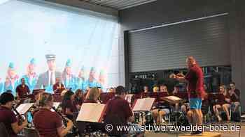 Geislingen - Große Freude bei Musikern und Zuhörern - Schwarzwälder Bote