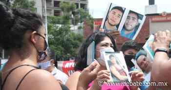 Protestan en Guadalajara por desaparecidos de Teocaltiche - DEBATE