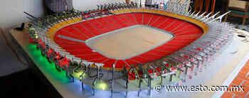En Guadalajara construyen réplica del estadio de los Jefes de Kansas - ESTO