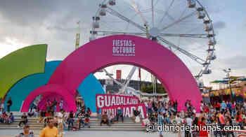 Frenan las Fiestas de Octubre de Guadalajara, Jalisco, por Coronavirus - Diario de Chiapas