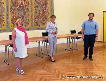 Hof: Trio setzt Akzente an der Spitze - Frankenpost