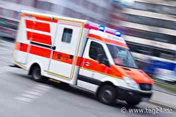Mann mit Rollator bei Unfall mit Straßenbahn in Magdeburg schwer verletzt - TAG24