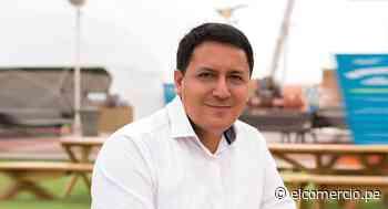 San Miguel: alcalde José Guevara informó que se recuperó del COVID-19 - El Comercio Perú