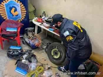 Detienen a dos personas por falsificación de documentos en San Miguel y CABA - InfoBan