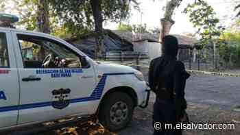 Asesinan a hombre cuando llevaba comida a anciano en San Miguel - elsalvador.com