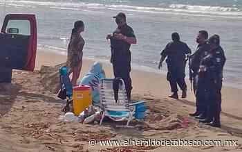 Detienen a 11 personas en playa de Paraíso - El Heraldo de Tabasco