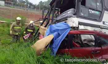 Choque en Acatic deja un muerto. - Tala Jalisco Noticias
